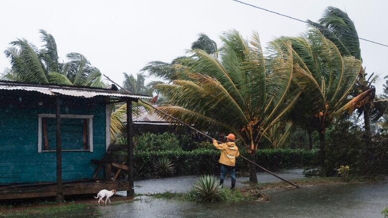 Eta Dumps Heavy Rain On Nicaragua And Honduras, Exacerbating Floods