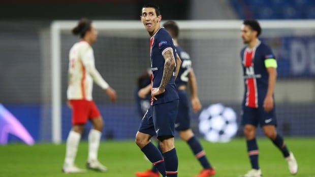 PSG, Man U falter as Germany soars in Champions League