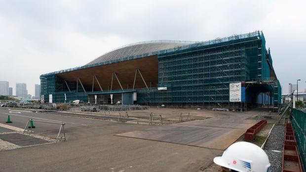 International gymnastics tournament in Tokyo provides test run for Olympics