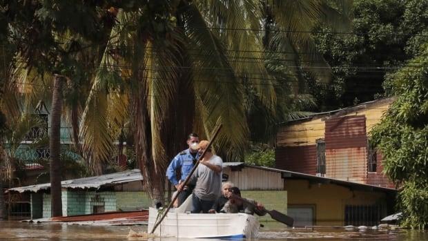 Cayman Islands, Cuba in path of Eta after hurricane kills at least 50 in Central America