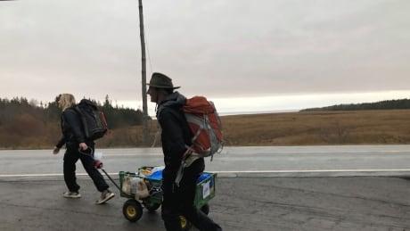 Adrian Ireland Wagon Walk