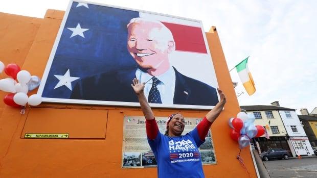 World leaders congratulate Biden and Harris on U.S. election win