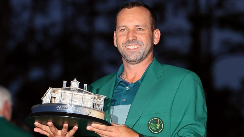 Sergio Garcia withdraws from Masters after positive COVID-19 test