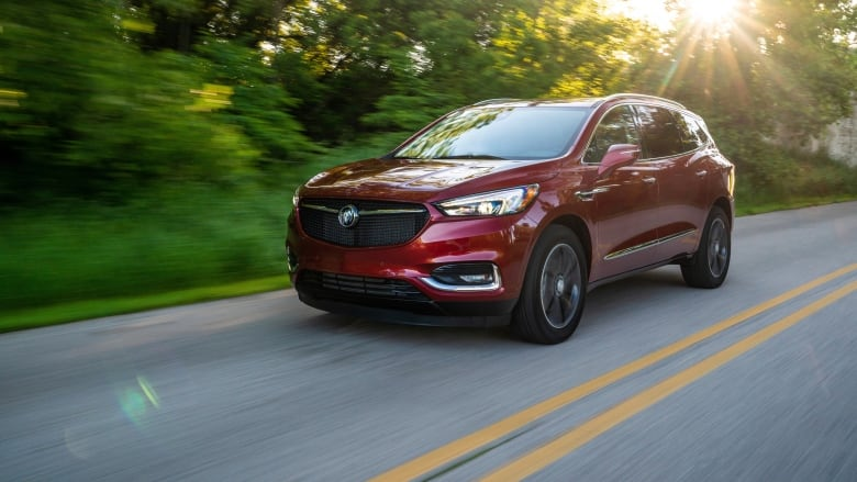 GM recalling 217,000 SUVs at U.S., Canada since transmission oil can Flow thumbnail