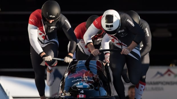 Justin Kripps won't travel to Europe for start of bobsleigh season due to pandemic