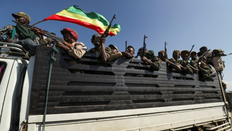 Ethiopia's Tigray conflict risks spreading south
