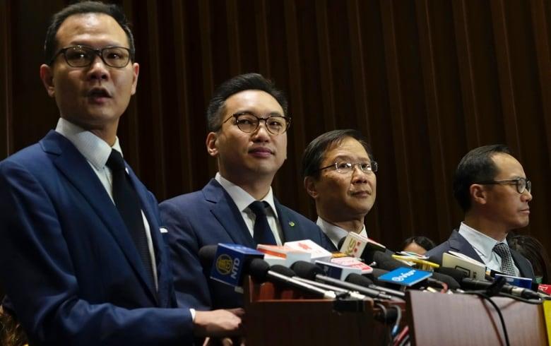 Canada condemns removal of pro-democracy Hong Kong legislators thumbnail
