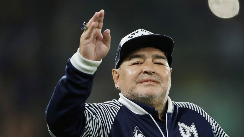 Diego Maradona has alcohol withdrawal symptoms, to be discharged soon