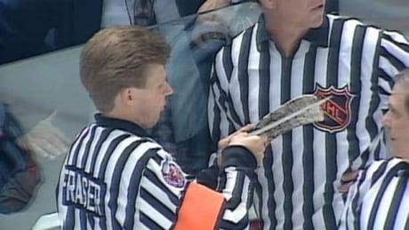 I was innetfor...Eric Desjardins's 1993 Stanley Cup hat trick