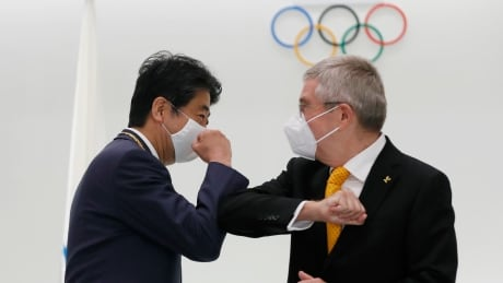 Japan Olympics IOC
