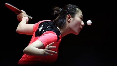 2020 ITTF Table Tennis Finals on CBC: Women's Singles & Men's Singles Finals
