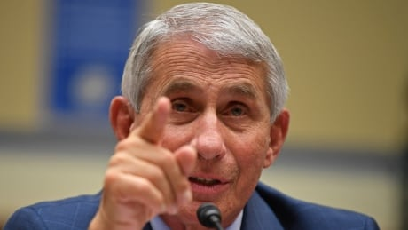 Fauci – Washington