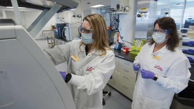 Eli Lilly's COVID-19 antibody drug gets interim authorization in Canada thumbnail