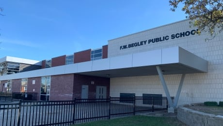 School outbreak Windsor