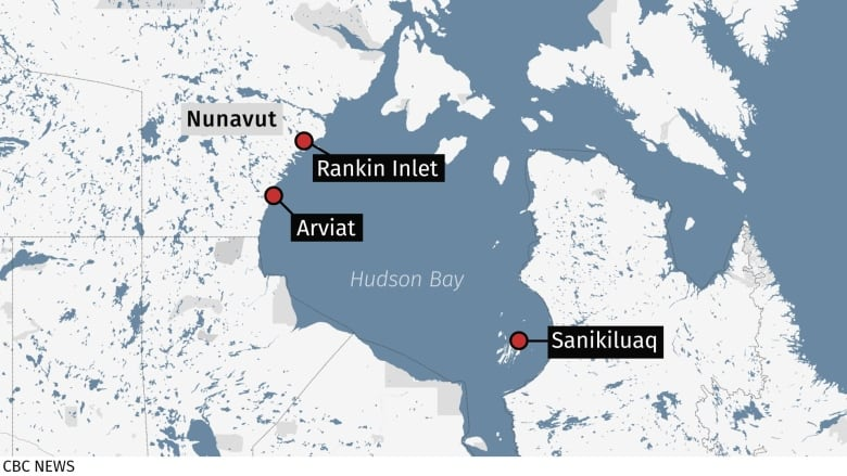 Nunavut reaches 70 cases as recent outbreak continues to surge