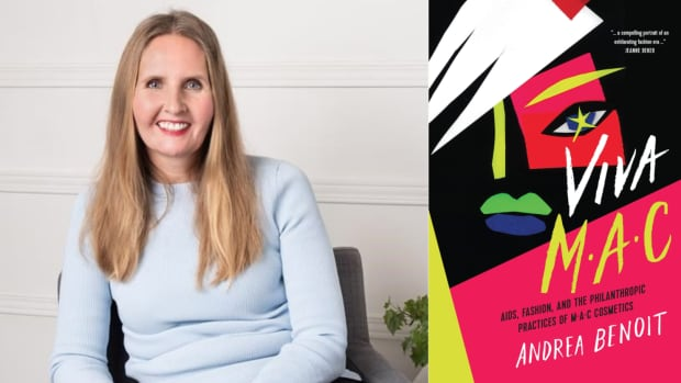 Andrea Benoit wins $30K National Business Book Award for book about Canadian cosmetics company MAC | CBC Books