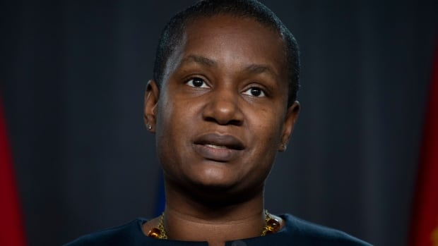 Defiant Green leader Annamie Paul says attempt to force her out driven by racism, sexism