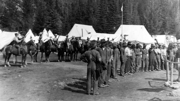 monashee internment camp.