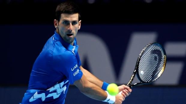 Novak Djokovic beats Alexander Zverev, advances to ATP Finals semis