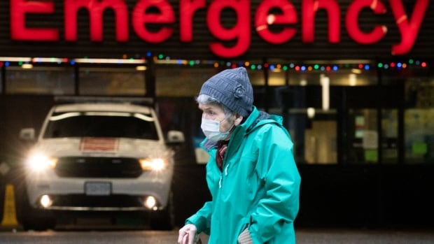 'We're not even at the peak yet': doctor warns of pandemic burnout as second wave grows