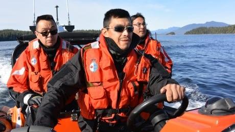 Coastal Nations Coast Guard Auxiliary