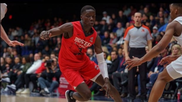 Undrafted Canadian guard Karim Mane signs with Orlando Magic