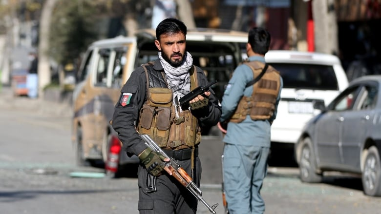 Barrage of rocket fire hits central Kabul