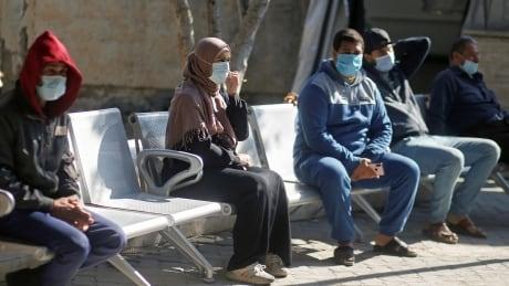 HEALTH-CORONAVIRUS/PALESTINIANS-GAZA