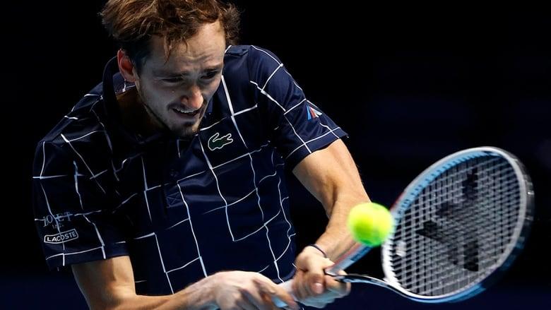Medvedev fights off Nadal to set up ATP Finals showdown with Thiem