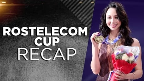 Elizaveta Tuktamysheva, Mikhail Kolyada win Rostelecom Cup