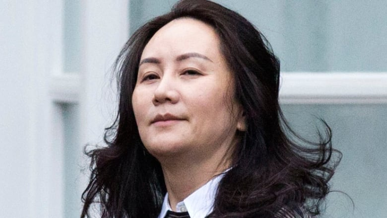 Meng defense lawyer accuses Canadian police officer of 'cover-up'