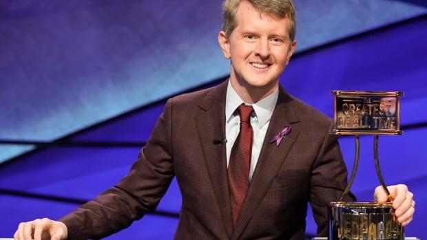 Ken Jennings taking over as interim Jeopardy! host | CBC News