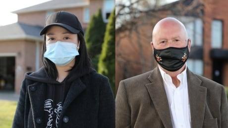 Titi Zhang and John Davies (landlords)