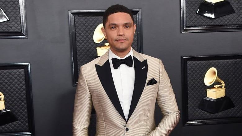 Trevor Noah to Host the Grammy Awards