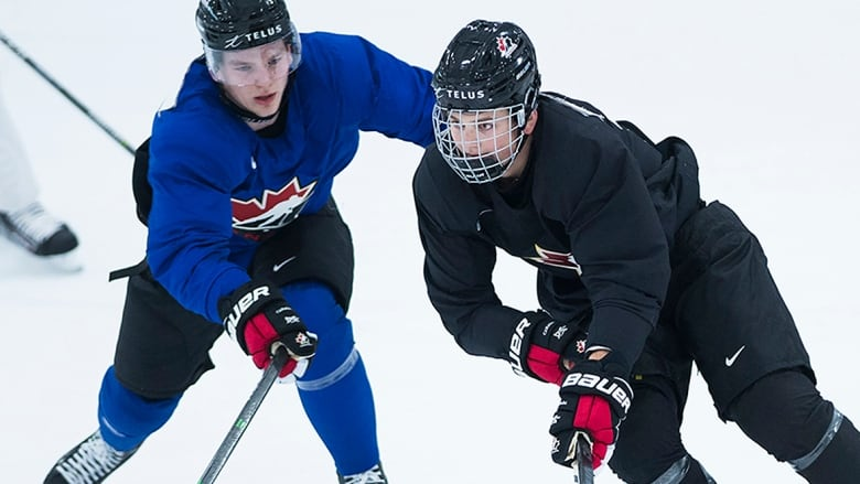 Hockey Canada: Today's Red-White game postponed due to COVID-19
