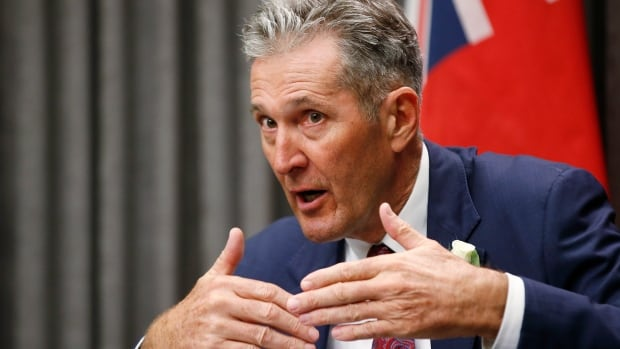 Manitoba premier wants extra doses of vaccine if Ottawa reserves portion for First Nations