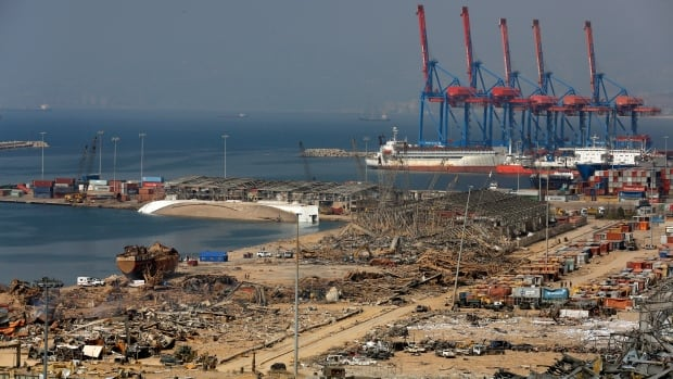 More charges filed over Beirut port explosion | CBC News
