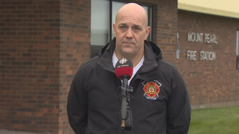 St. John's firefighters grounded, as helicopter rescue team remains in 'holding pattern'