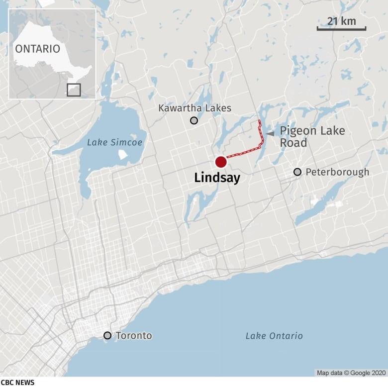 Police watchdog investigating after young boy expires, OPP officer hurt in shooting near Lindsay, Ont. thumbnail
