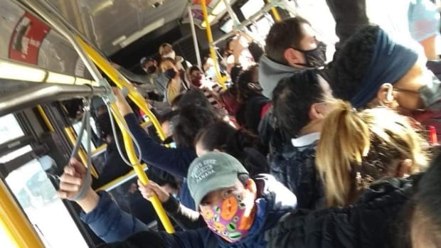 Death threats, overcrowding and few masks: A TTC driver speaks out about life during COVID-19 | CBC News