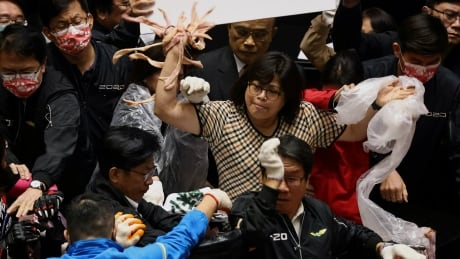 TAIWAN-POLITICS/
