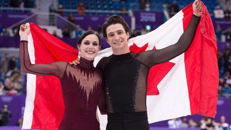 Ice Programmers Virtue, Moir One of 114 Purchase of Canada inductees thumbnail