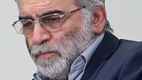 IRAN-NUCLEAR/SCIENTIST-FAKHRIZADEH