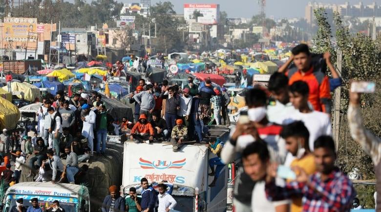 Khattar vs Amarinder: Twitter spat over farmers' protests gets intense