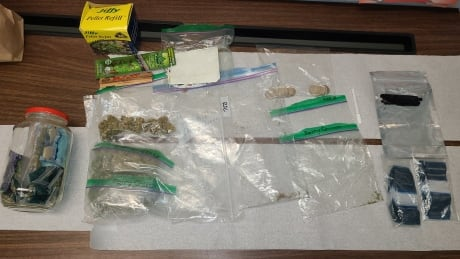 Behchoko cannabis seizure