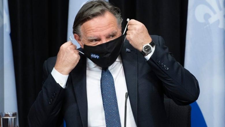 Quebec to impose 8 p.m. provincewide curfew until Feb. 8
