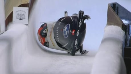Swiss pilot Fontanive crashes at bobsleigh World Cup