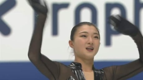 Kaori Sakamoto wins at Grand Prix of Japan