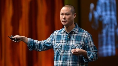 Tony Hsieh, retired CEO of online shoe retailer Zappos, dead at 46