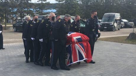 Marc Hovingh funeral